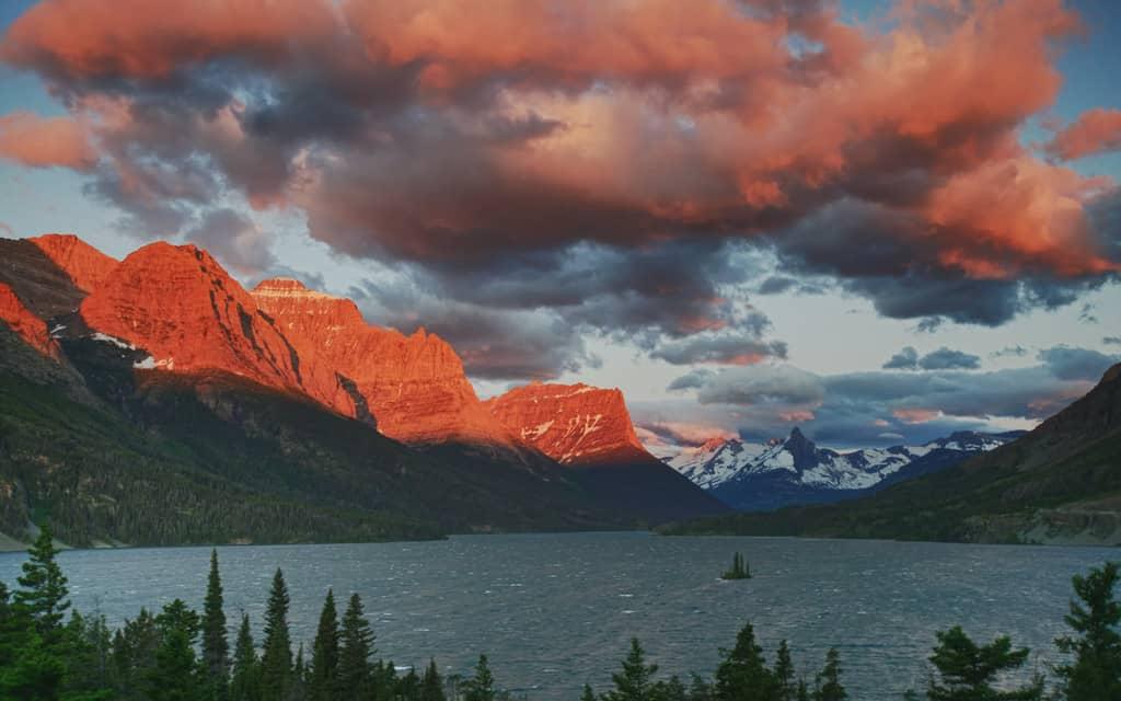 Glacier National Park Landscape Photography Heaven
