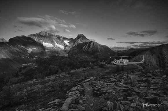 Cobalt, Crescent and Brenta Peaks