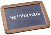 Be Informed