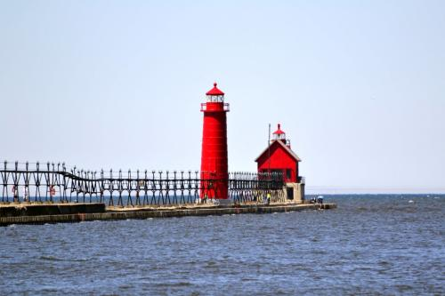 Grand Haven Boardwalk (May 2015)