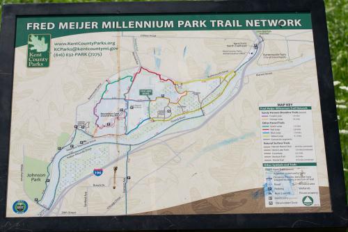 Kent Trails Nature Walk (July 2017)