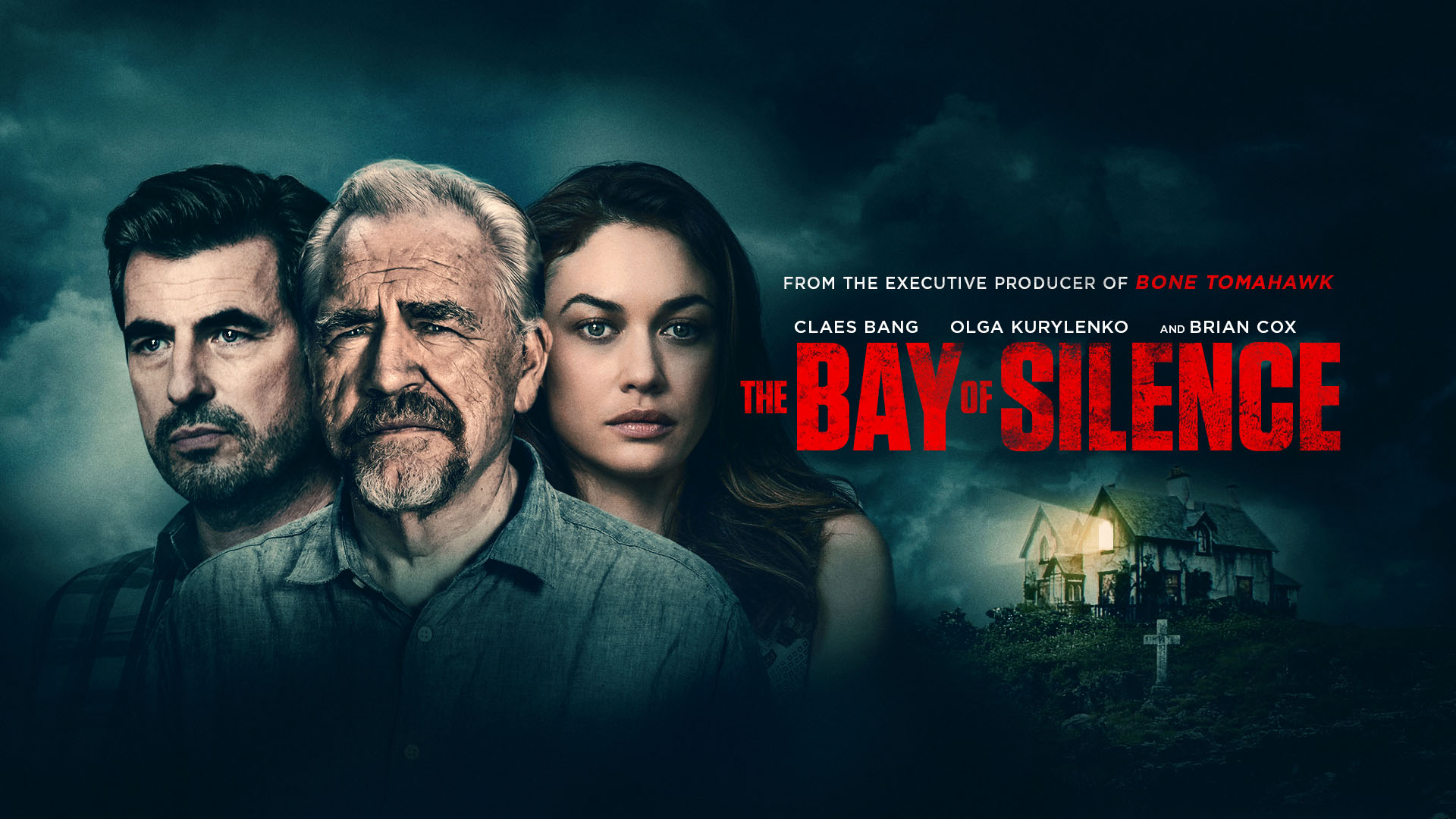 """TRAILER: This August Will Bring You Suspense at its Peak in """"The Bay Of Silence"""""""