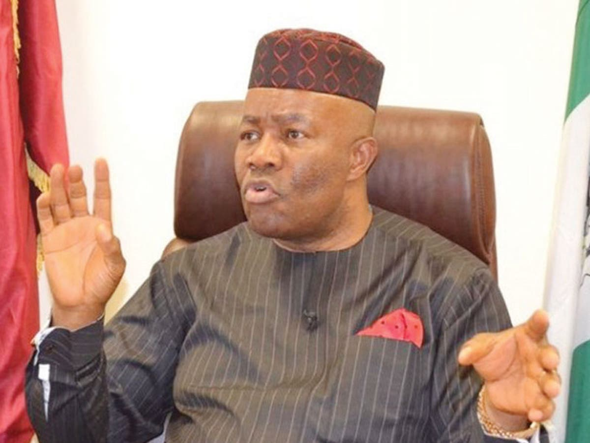 Akpabio Names Senators on NDDC Contracts' List