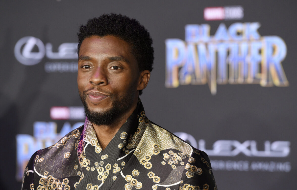 Black Panther Star, Chadwick Boseman Dies at 43
