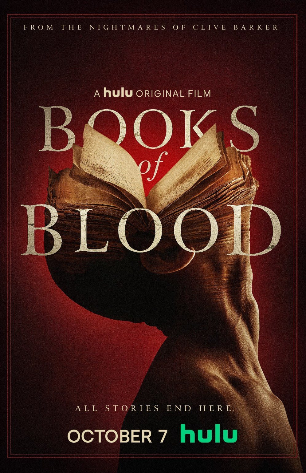 Movie Trailer: Books Of Blood