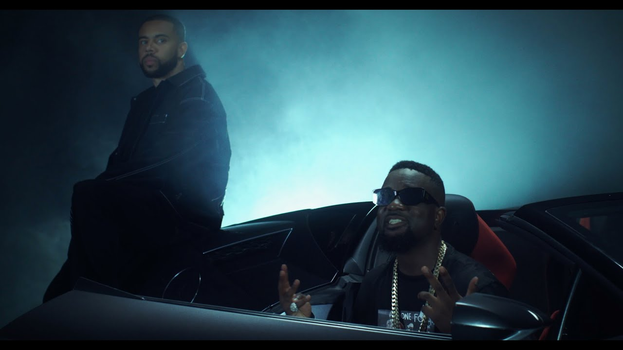 Sarkodie Is Out With New Video  'Vibration' Featuring Vic Mensa for new record