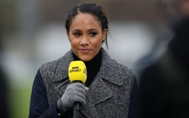 Alex Scott Becomes First-Ever Female Commentator on EA Sports, FIFA