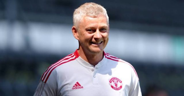 Manchester United's Manager Ole Expresses Delight Over Varane's Deal