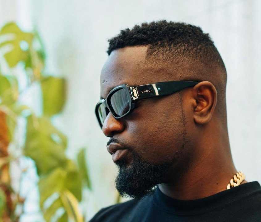 Sarkodie Pens Publishing Deal With Sony Music