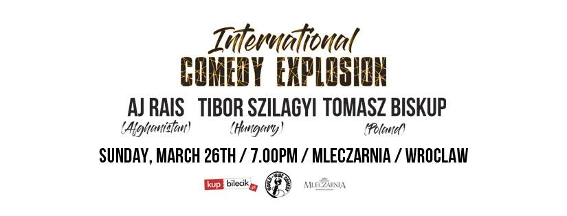 international comedy explosion