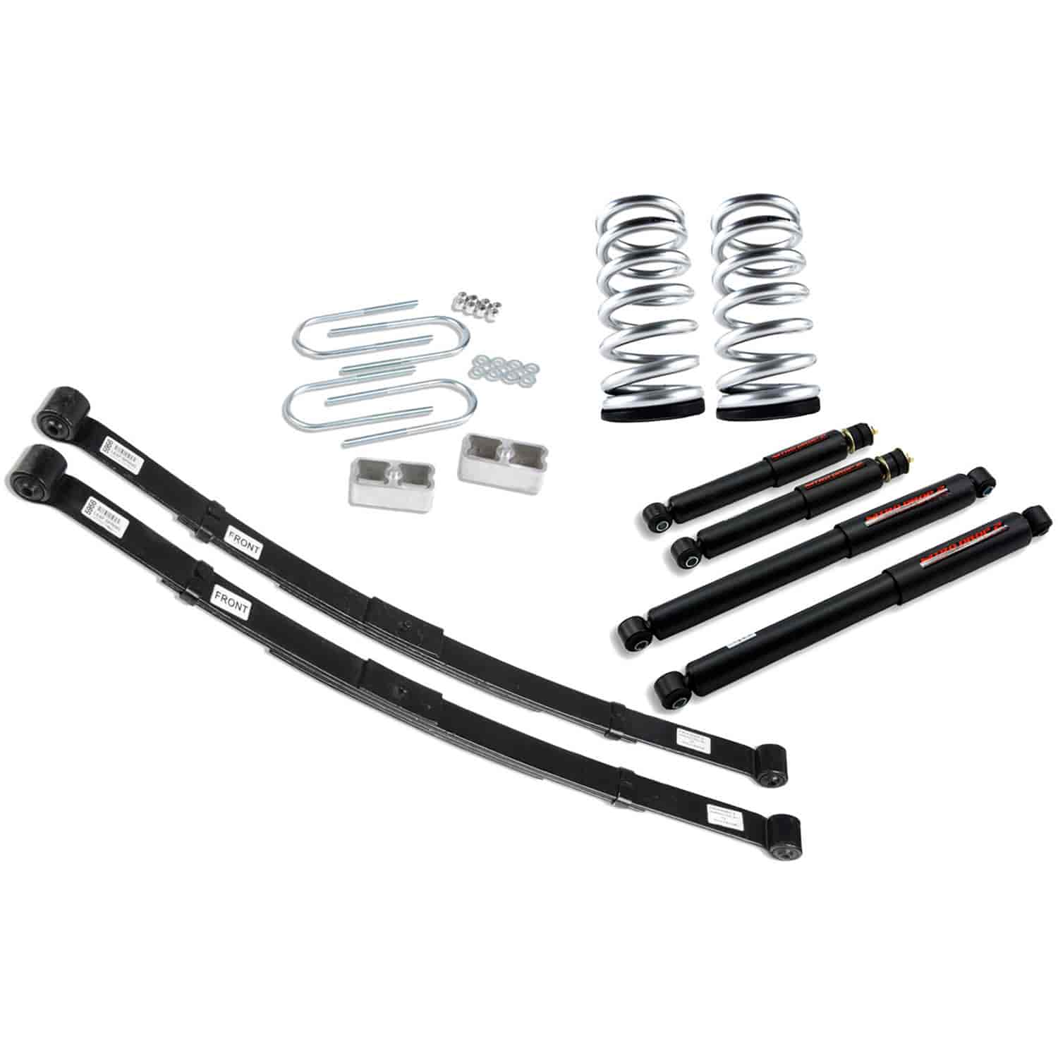 Belltech 568nd Complete Lowering Kit For Chevy
