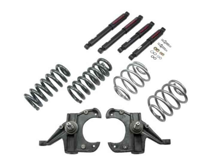 Belltech 952nd Complete Lowering Kit For Chevy