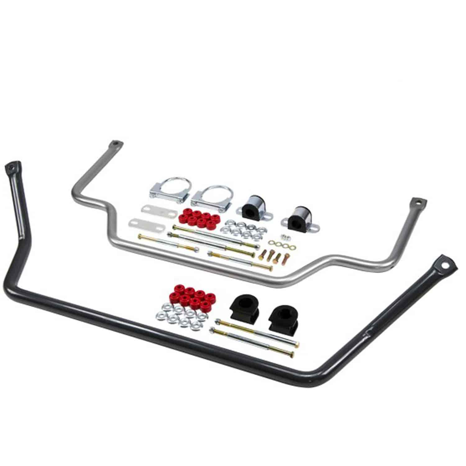 Belltech Front Rear Sway Bar Kit For Chevy