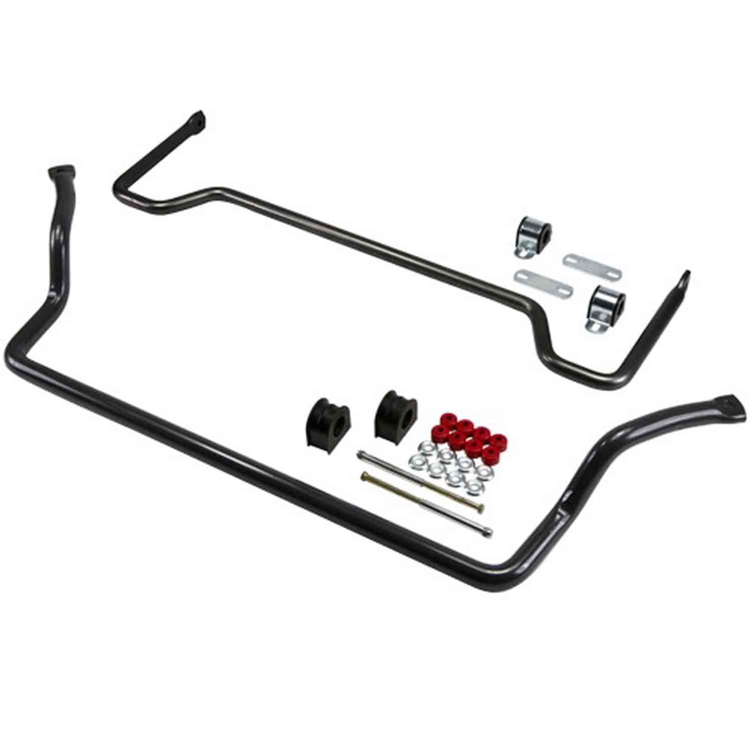 Belltech Front Rear Sway Bar Kit For Ford