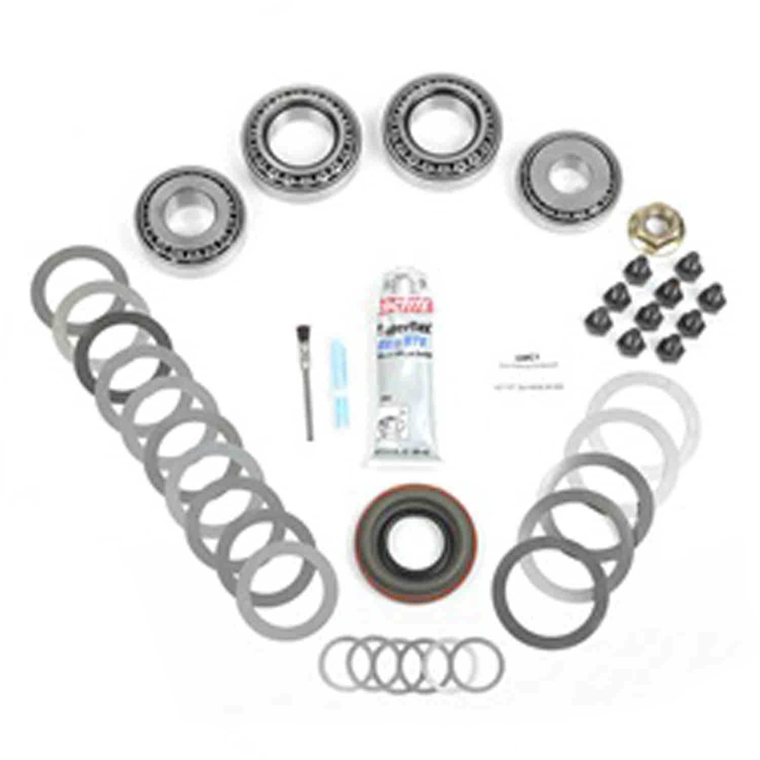 Omix Ada 04 This Differential Rebuild Kit From Omix
