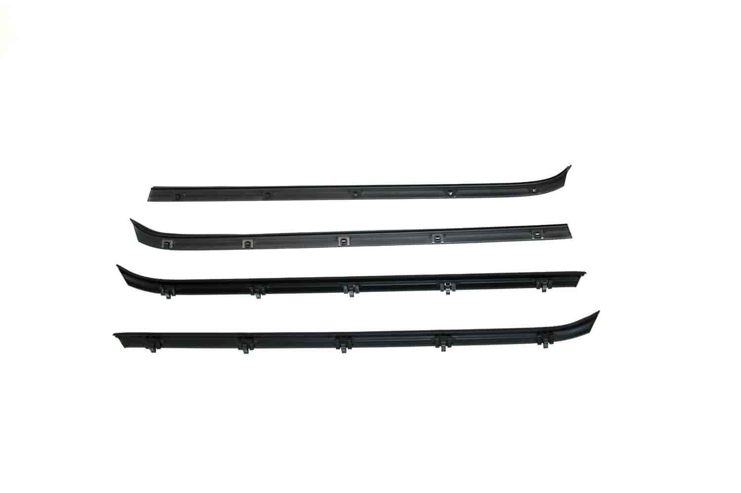 Fairchild Automotive Kg Window Belt Weatherstrip Kit