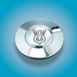 Grant 5867 Horn Button Ford V8 Logo Jegs