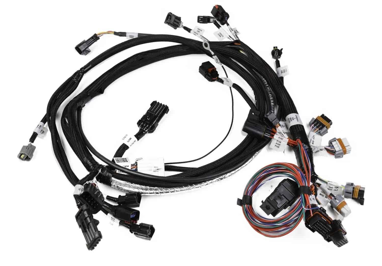 Holley 558 115 Hemi Main Harness Early W Throttle