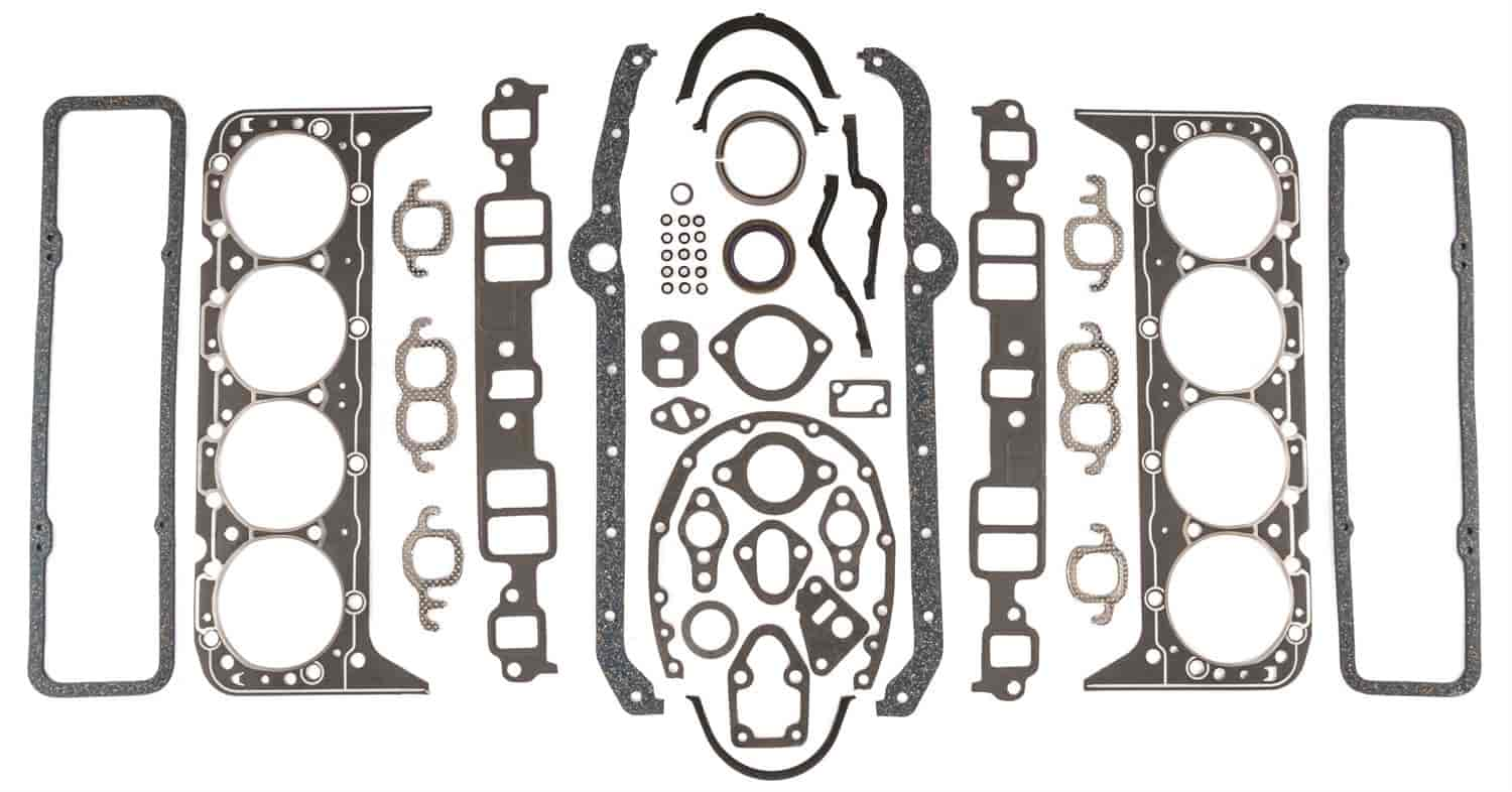 Jegs Performance Products Gasket Kit For Sbc 265 350 Except 305