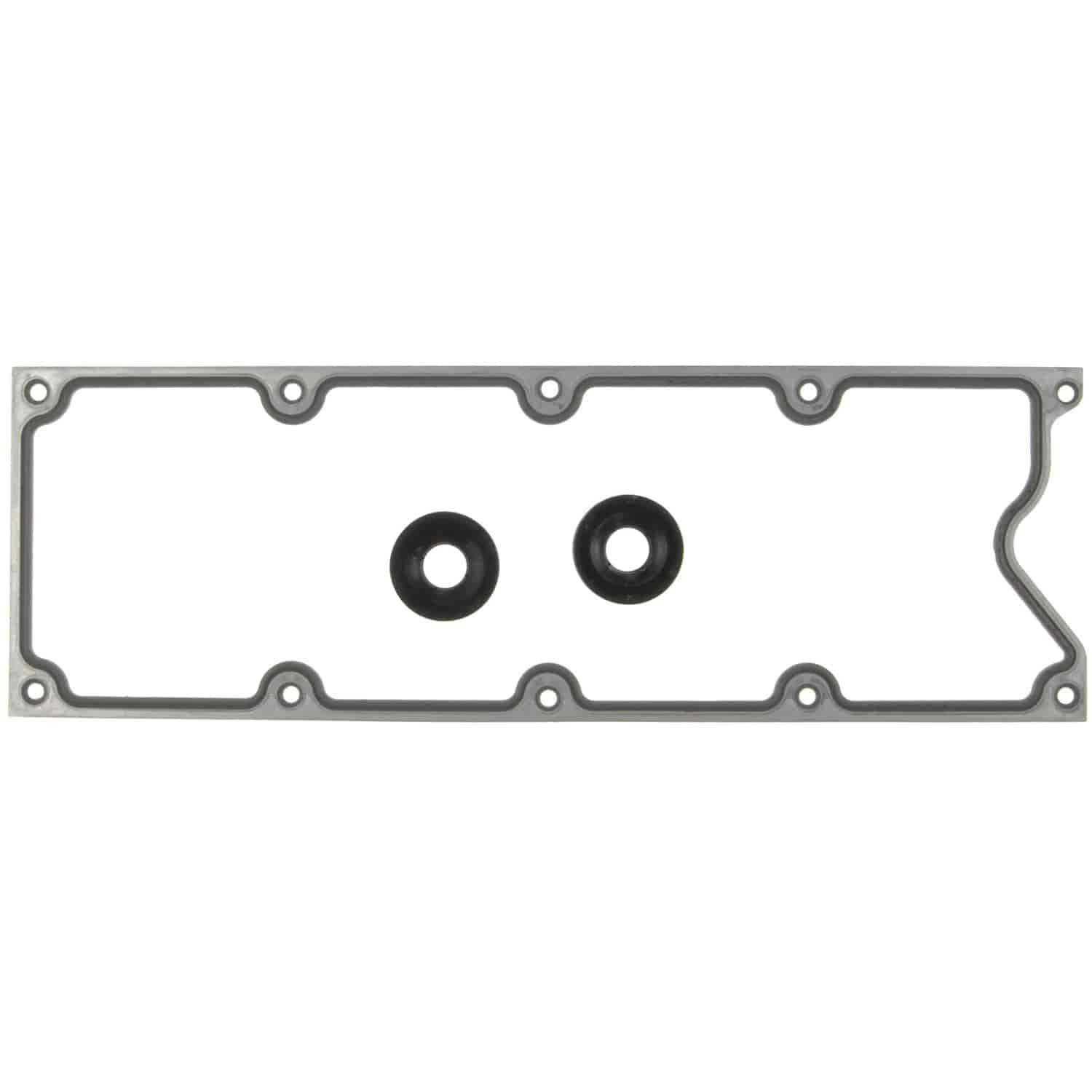 Clevite Mahle Ms Intake Manifold Valley Pan Gasket Chevy Gen Iii Ls V8 4 8 5 3 6