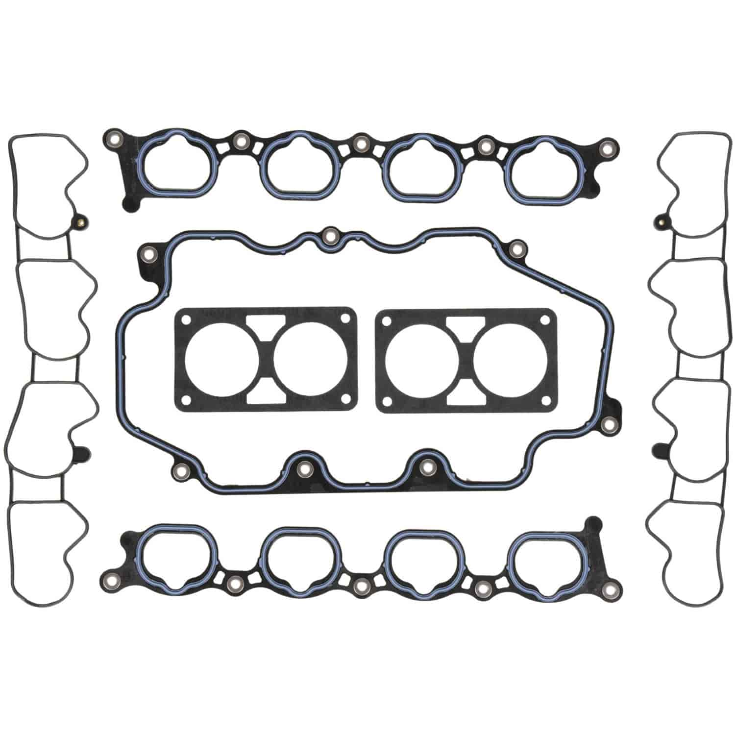 Clevite Mahle Ms Intake Manifold Gasket Set Ford Mustang Mach 1 Modular V8 4 6l