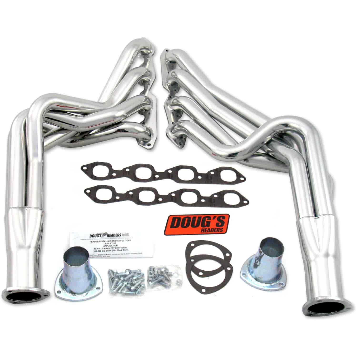 Doug S Headers D325 Metallic Ceramic Coated Headers 74