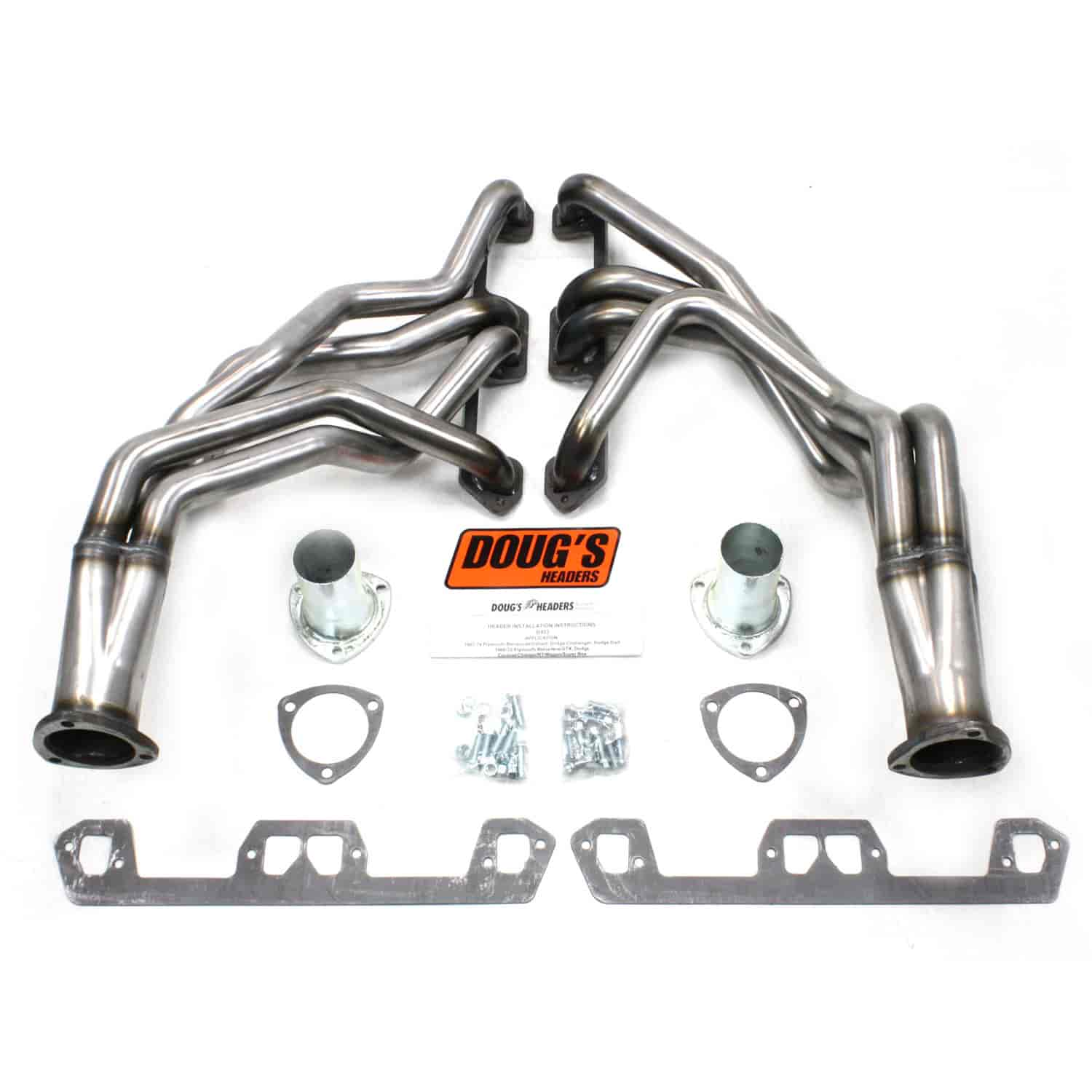 Doug S Headers D453 R Uncoated Raw Headers