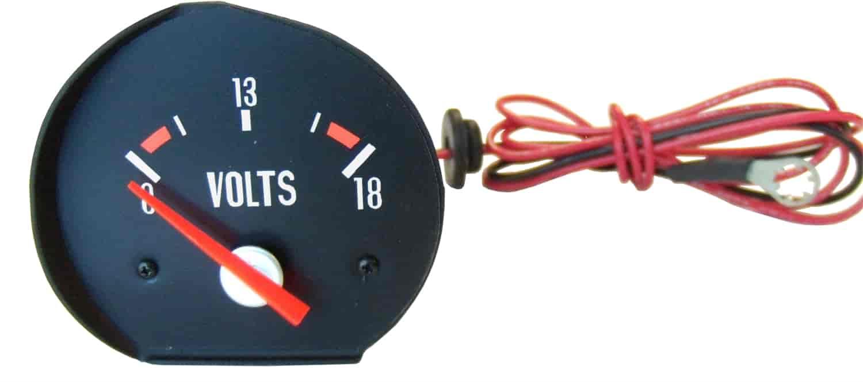 Shiftworks S535 W Ammeter To Voltmeter Conversion Gauge