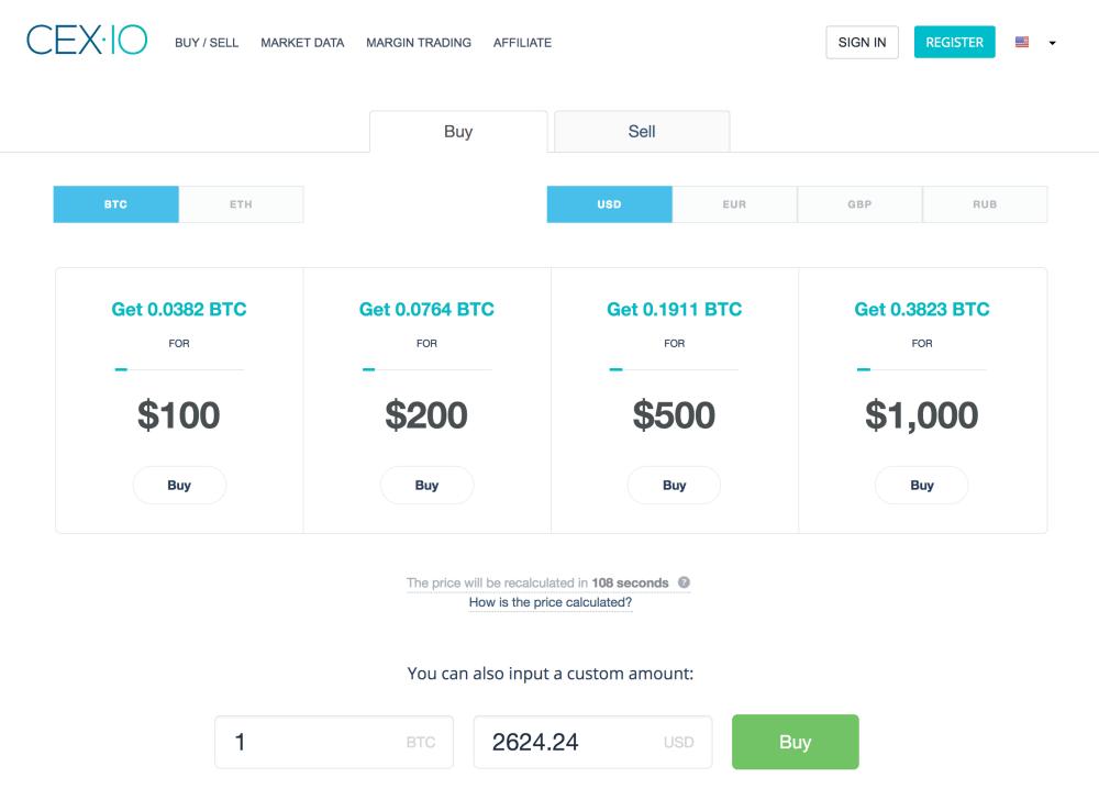 CEX.io BTC price as of 11.19.52 PM 2017-05-23