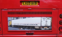 London_bus_cycling_safety_advert__Don't_be_an_undertaker__on_LX03_BXB