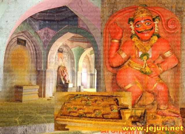 jejuri vishnu hanuman