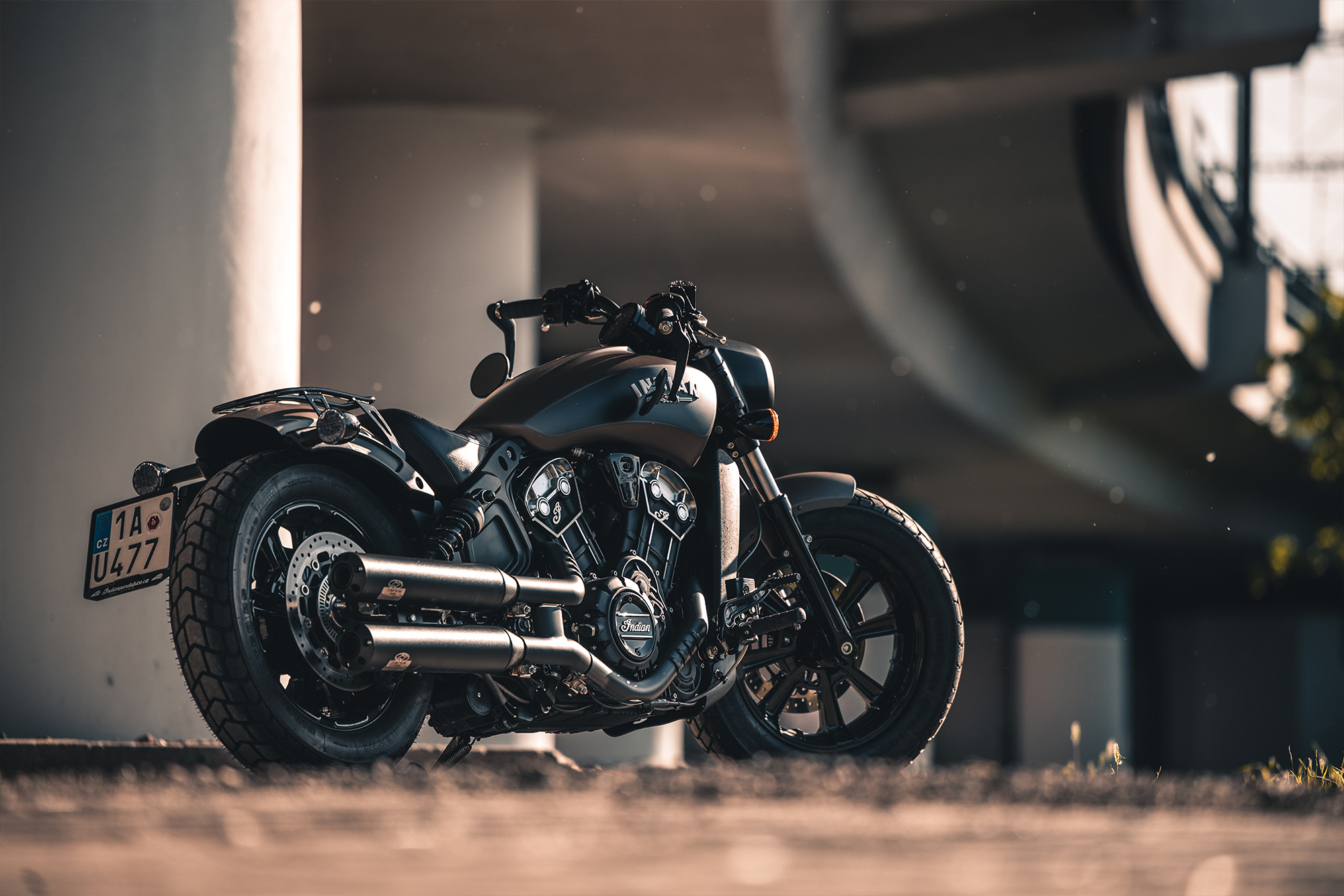 indian scout exhaust dr jekill mr