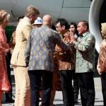 Raja dan Ratu Belanda Kunjungi Kawasan Wisata Danau Toba