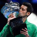 Pertahankan Gelar Juara, Djokovic Raih Australia Open Tiga Kali Beruntun
