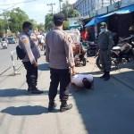 Tinjau PPKM, Tim Gabungan Patroli Prokes di Keramaian
