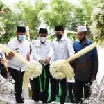 Bupati Sergai Resmikan Masjid Nurul Huda