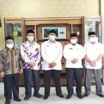 Plt Wali Kota Tanjungbalai Terima Kunjungan UINSU