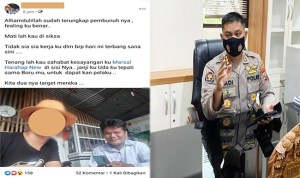 """Beredar Pelaku Penembak Marsal Ditangkap, Kombes Hadi: """" Masih Penyelidikan"""""""