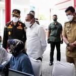 Kejatisu Gelar Vaksinasi Massal di Medan