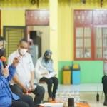 Monitoring PPKM Mikro, Wali Kota Medan Berkantor di Kecamatan Zona Merah