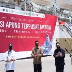 KM Bukit Raya Diharapkan Dapat Menampung Warga Isoman