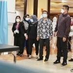 Tinjau Hotel Ex Soechi, Bobby Nasution Fokuskan OTG Jalani Isolasi