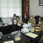 Satgas Covid-19 Asahan Diskusikan Himbauan PPKM Level 3