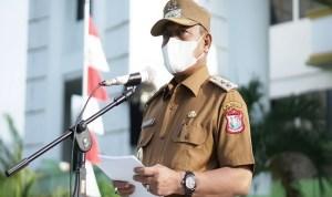 Pimpin Apel ASN , Ini Pesan Plt Wali Kota Tanjungbalai