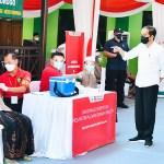 Pemerintah Targetkan 70 Persen Vaksinasi Nasional di Akhir Tahun