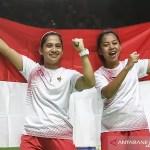 Pasangan Leani/ Sadiyah Sabet Medali Emas di Paralimpiade Tokyo
