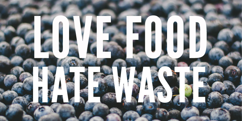 Love Food Hate Waste - Jellybean Creative Solutions