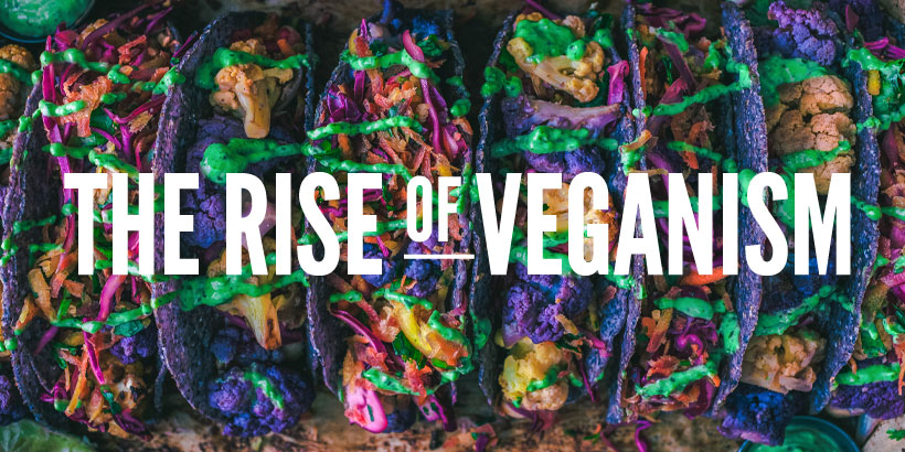 Food and Drink Marketing - The Rise of Veganism - Jellybean Creative Solutions