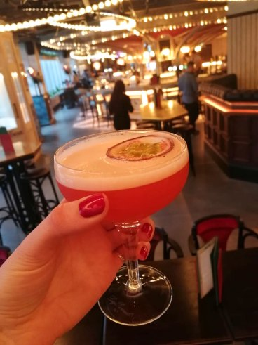 MCA Food Safari - Rosie Basten - Jellybean Creative Solutions - Cocktail