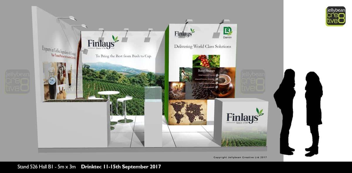 Exhibition Stand Builders In Munich : Finlay beverages exhibition stand tender u drinktec